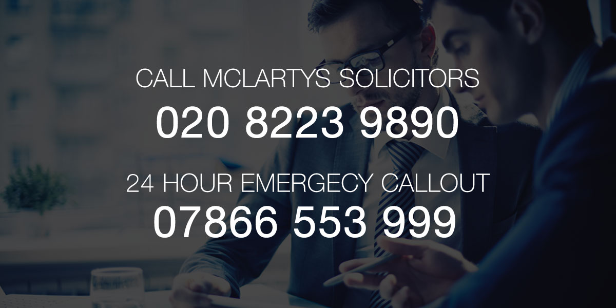 Paul Benson Can Be Contacted At McLartys Solicitors